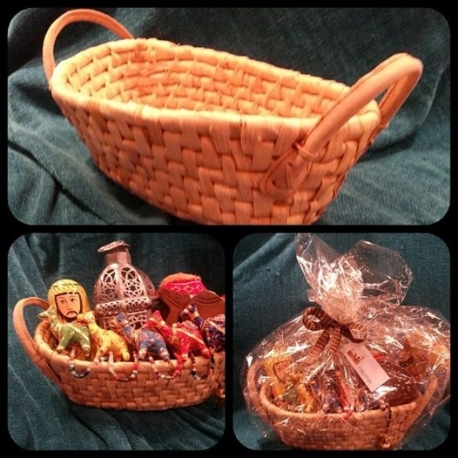 The Caravan Gift Basket and Wrapping