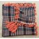 Shemagh scarf ~ Burnt Orange