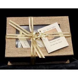 Gold, Frankincense and Myrrh Foil Gift Box