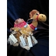 Gold Frankincense and Myrrh Baby / Child Gift Set