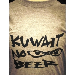Kuwait No Beer T-Shirt