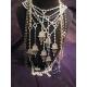 Hamsa Necklace Rosary Style