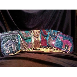 Sequined Bag - Small