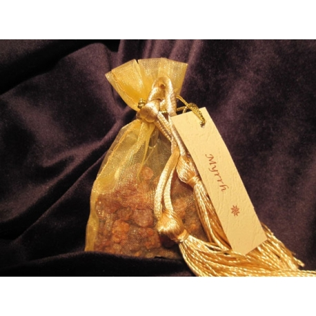 Sachet of Myrrh