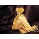 Gold, Frankincense and Myrrh Inlaid Wood Gift Box