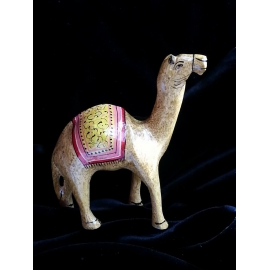 Papier Mâché Camel
