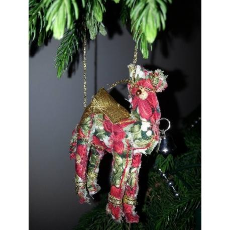 Camel tree ornament