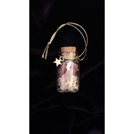 Gold Frankincense & Myrrh tree ornament
