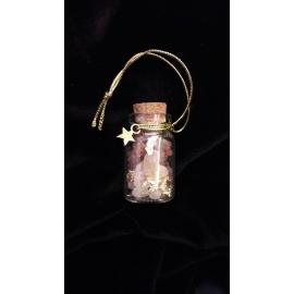 Gold Frankincense & Myrrh tree ornament